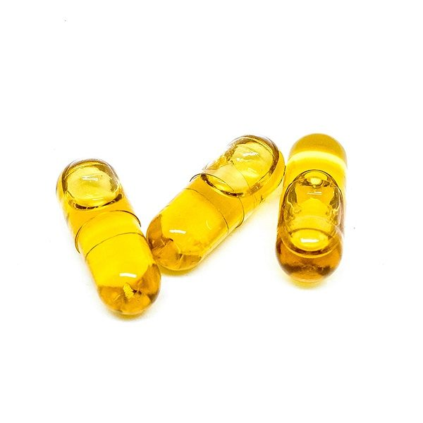 100mg THC Hemp Seed Oil Capsules